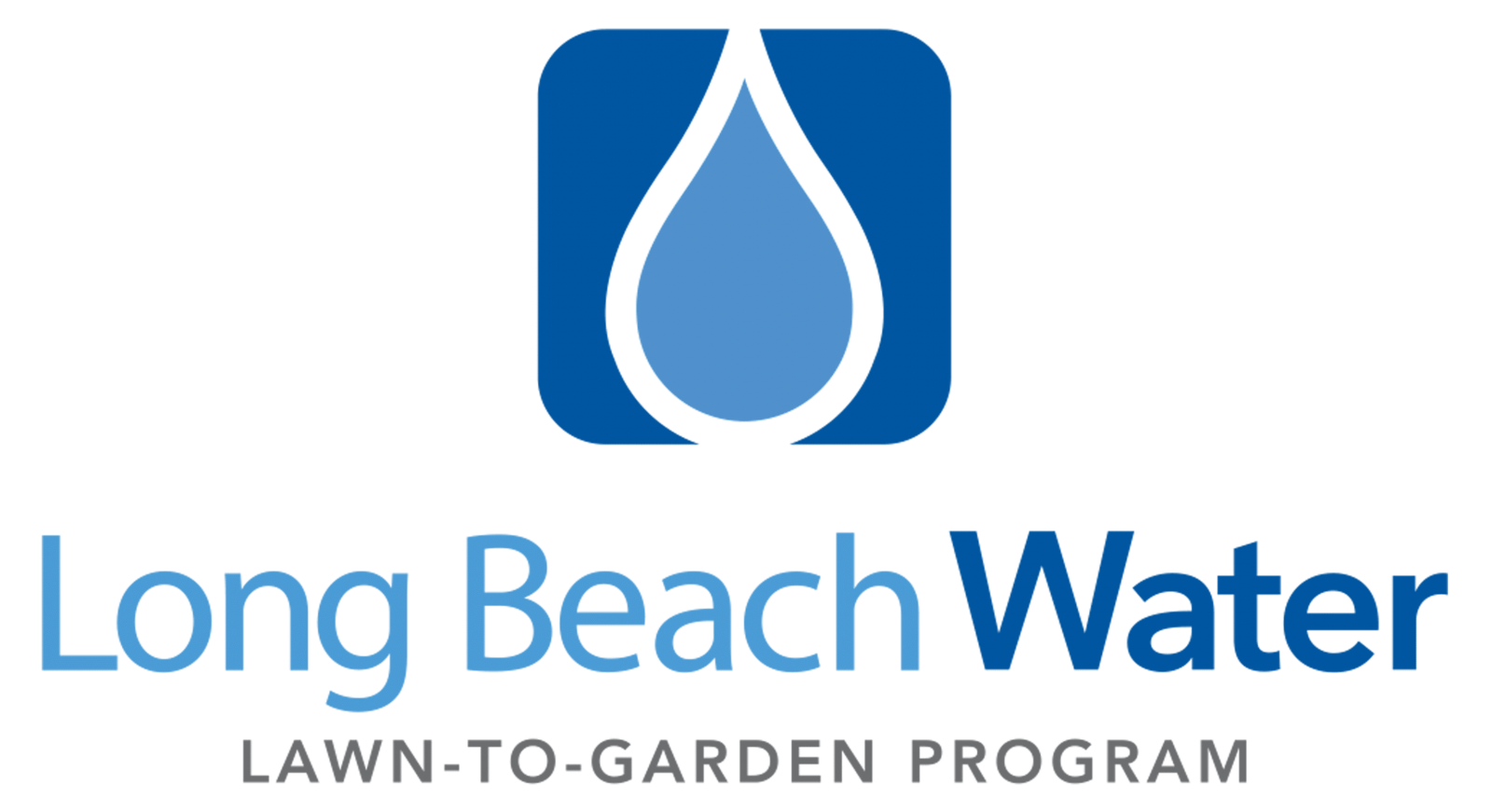 Beautiful Long Beach Lawn to Garden Retina Logo