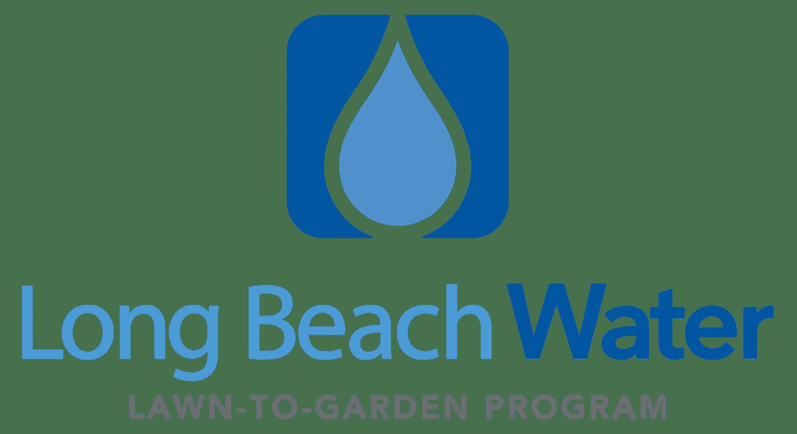 Beautiful Long Beach Lawn to Garden Retina Logo